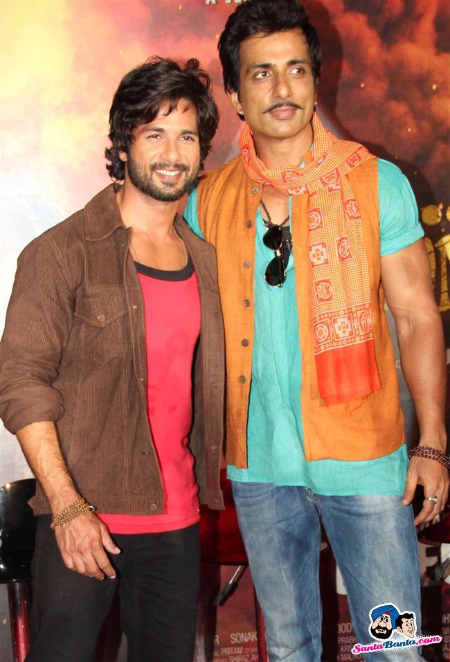 R Rajkumar Theatrical Trailer Launch Abn5Xieu