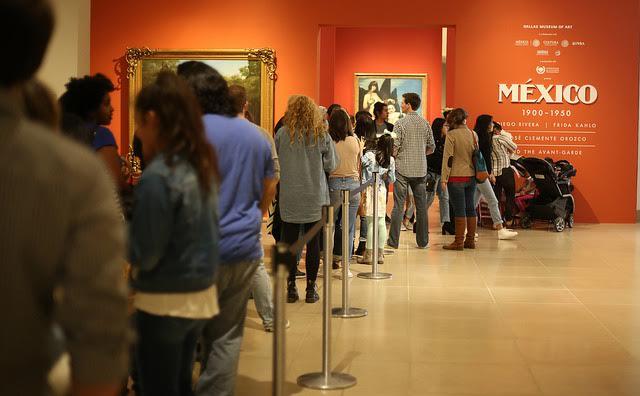 Más de 40 mil personas en Dallas han visto la exposición