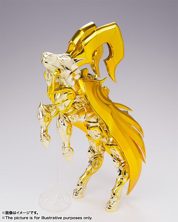 [Myth Cloth EX] Soul of Gold - Capricorn Shura Gold Cloth TdOd6Hn6