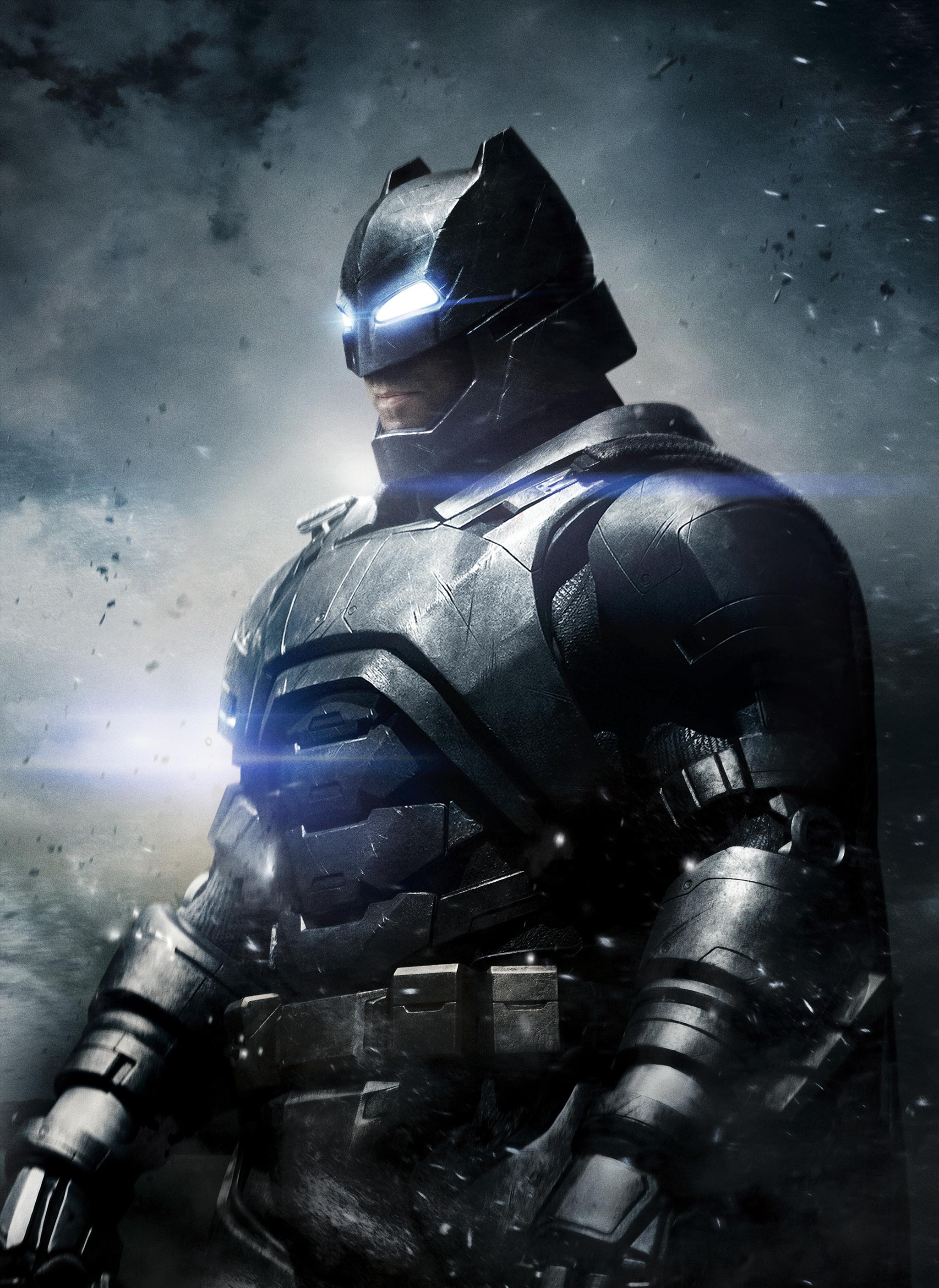 Ben Affleck Offers An Update On His Batman Solo Feature