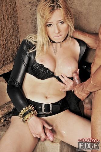 TrannyEdge.com - Mirela Abelha - Submissive Shemale Mirela Destroyed