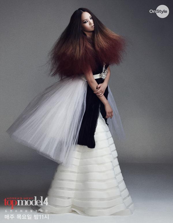 Episode 9 Photoshoot Hairstyle High Fashion Photoshoot