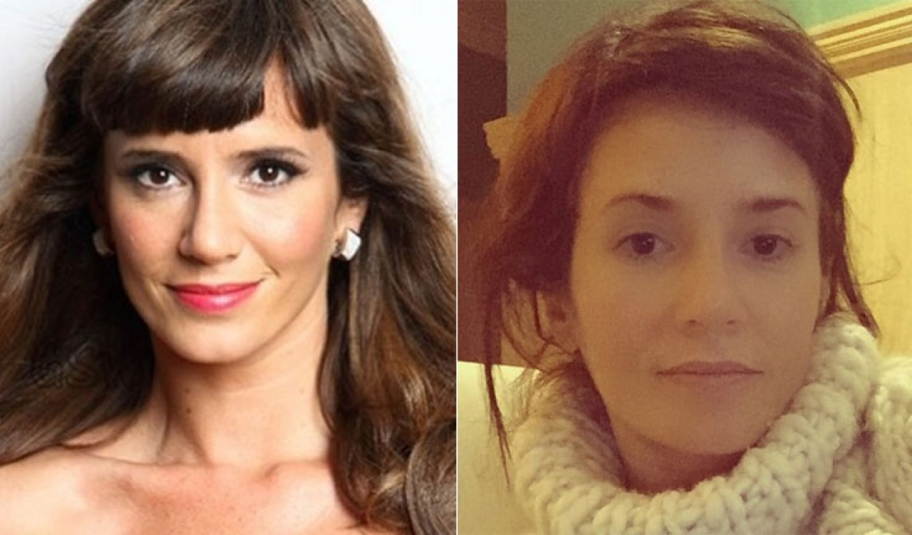 Famosas Argentinas sin maquillaje a cual le das? - Femme