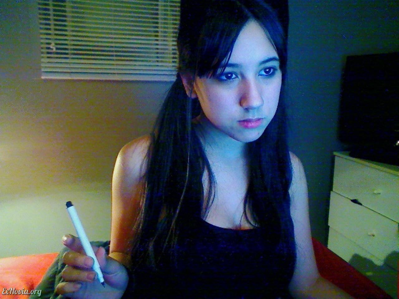 chicas en la webcam