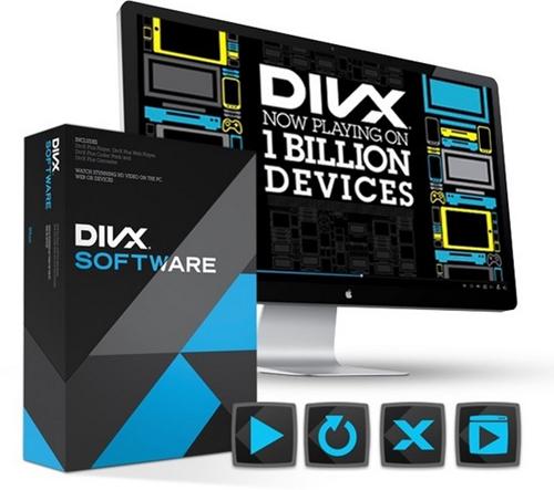 DivX Plus Pro 10.6.3 Multilingual Mac OS X