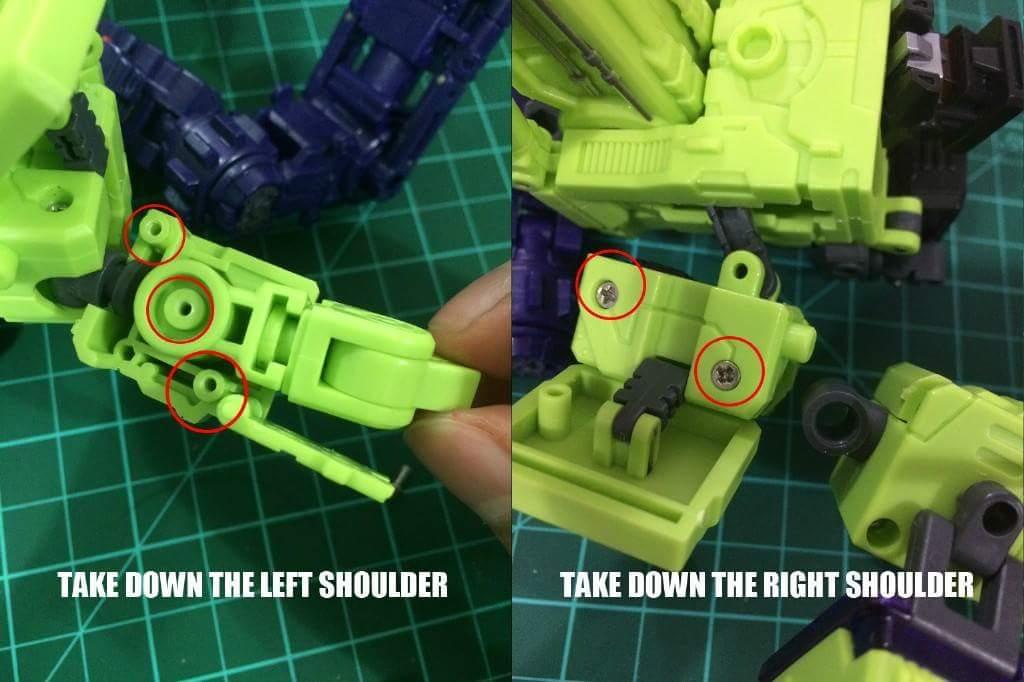 [Toyworld] Produit Tiers - Jouet TW-C Constructor aka Devastator/Dévastateur (Version vert G1 et jaune G2) - Page 5 XCFPrQ5W