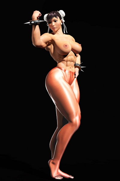 Chun-Li - (Street Fighter) -pack de imagenes
