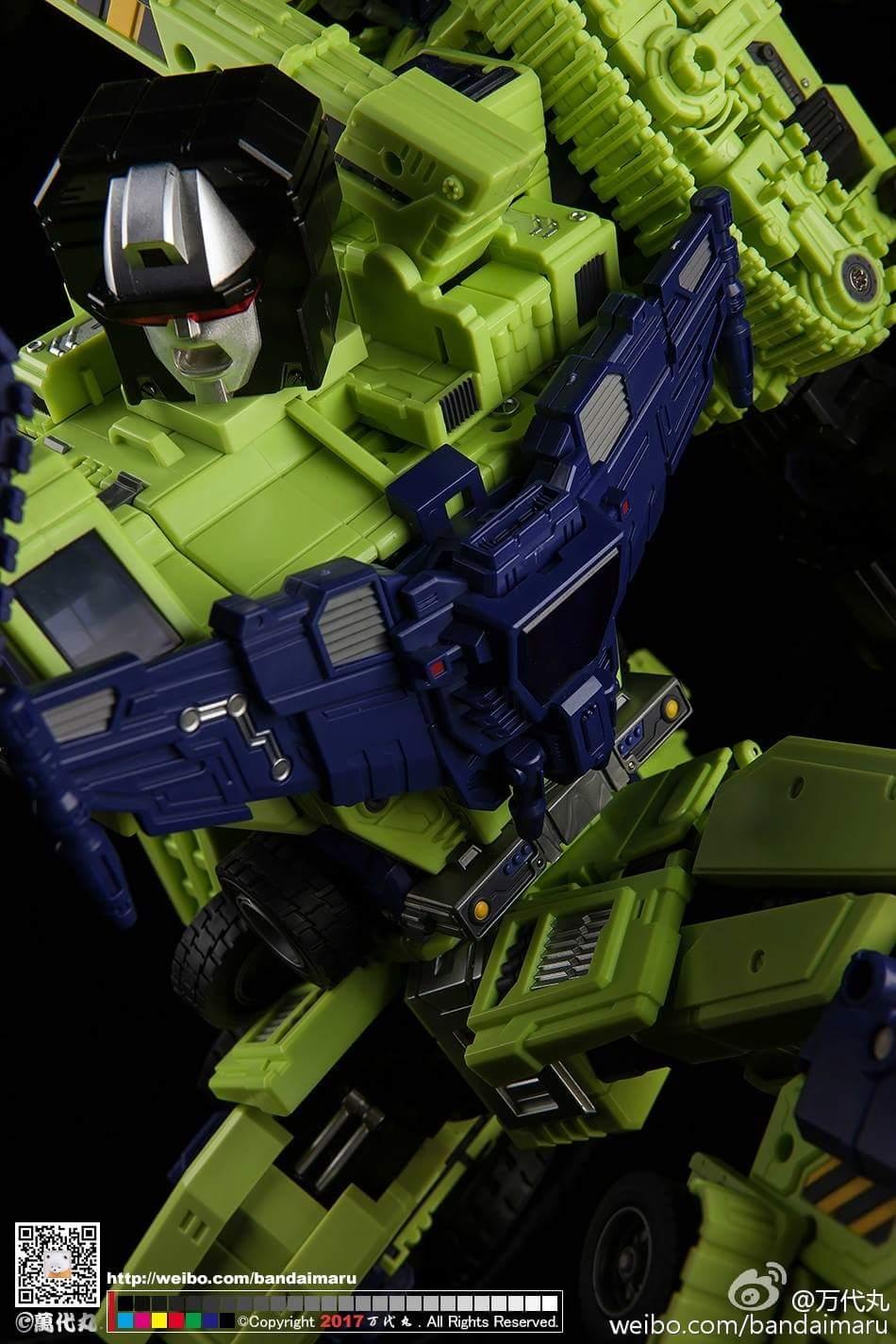 [Toyworld] Produit Tiers - Jouet TW-C Constructor aka Devastator/Dévastateur (Version vert G1 et jaune G2) - Page 9 WBczJK7x