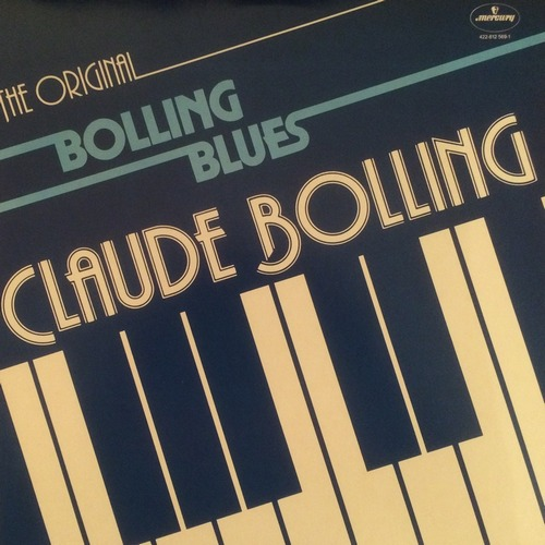 (Jazz, Piano) [LP] [32 / 192] Claude Bolling - The Original Bolling Blues - 1983 (1969), WavPack (tracks)