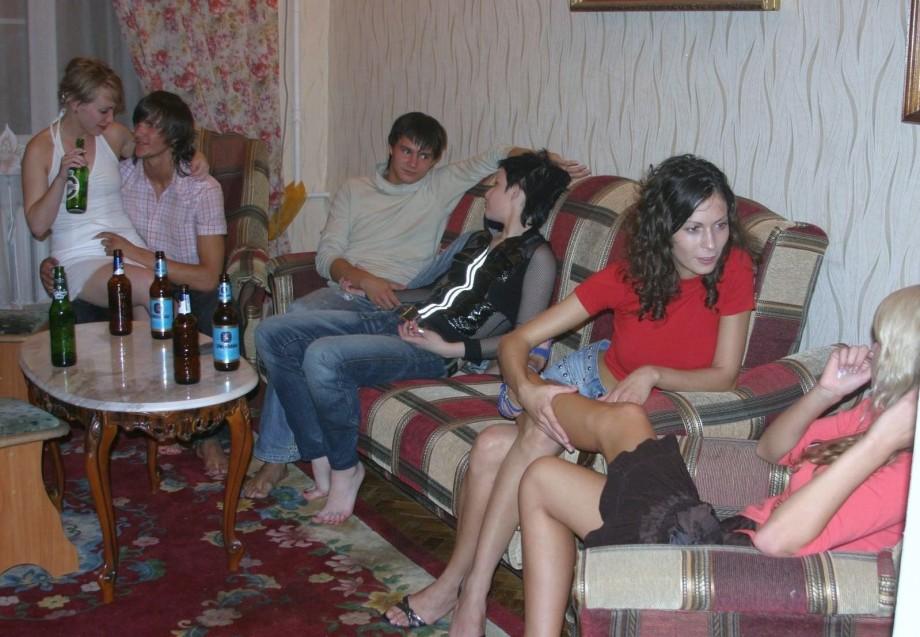 Пати руских студентов