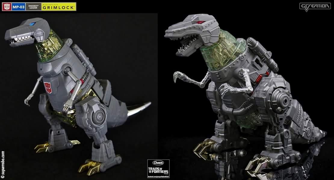 [GCreation] Produit Tiers - Jouet ShuraKing - aka Combiner Dinobots - Page 3 2pET8xDB