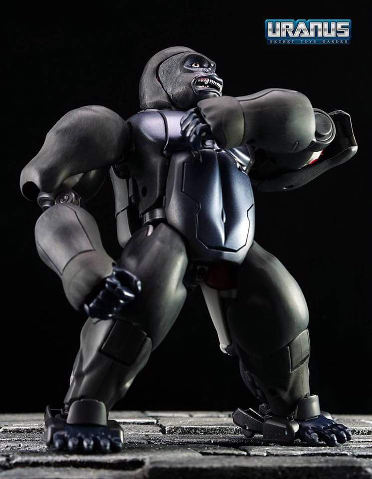 [Masterpiece] MP-32, MP-38 Optimus Primal et MP-38+ Burning Convoy (Beast Wars) - Page 3 HbpIc7FH