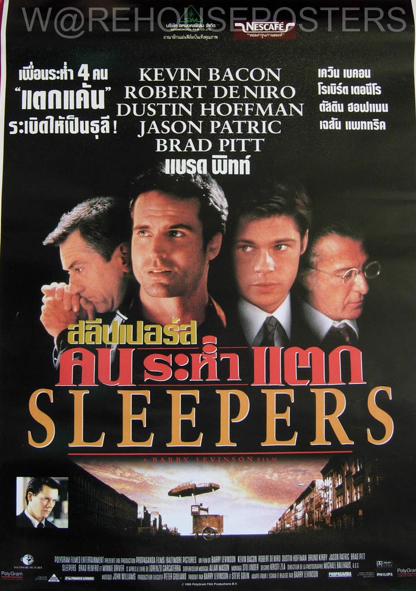 Những Kẻ Ngủ Mơ   Sleepers (1996)