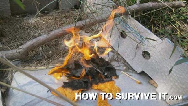25 Trucos de Supervivencia que te pueden salvar la vida WMQQeRMW