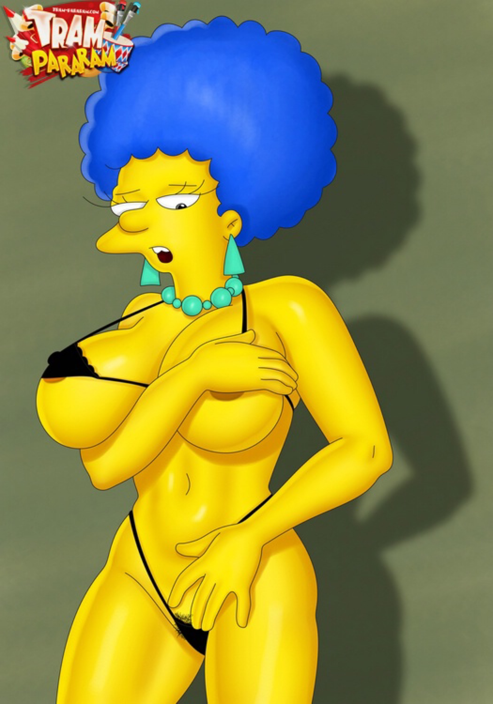 Patty Bouvier porno