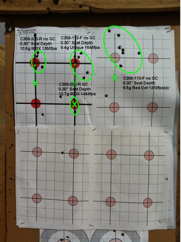 Help with TrailBoss powder for  308 Winchester - Calguns net