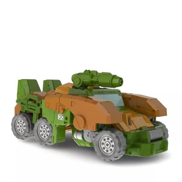 [FansHobby] Produit Tiers - Master Builder MB-07 Gun Buster - aka Roadbuster/Cahot des Wreckers IDW T95G1ysh