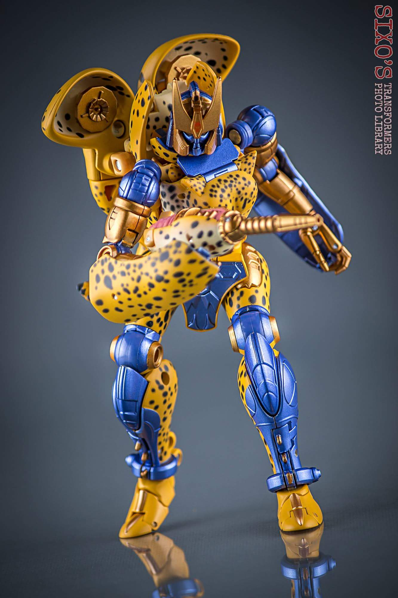 [Masterpiece] MP-34 Cheetor et MP-34S Shadow Panther (Beast Wars) - Page 2 Cc321ih1