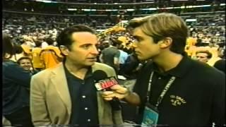 Game 2- NBA finals 2001- Informe especial para América Latina