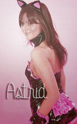 Astrid Morgan
