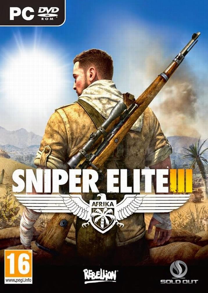 Sniper Elite 3 [2014] [Full Iso] [+DLC] [+Traduccion/Español]