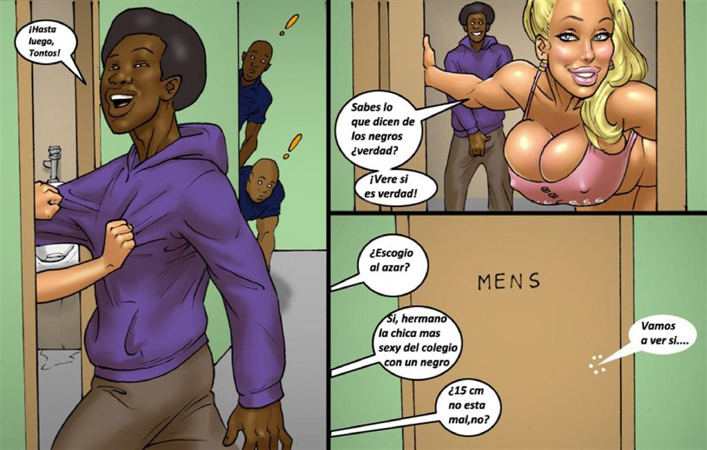 Sexy all two blondes porn comics