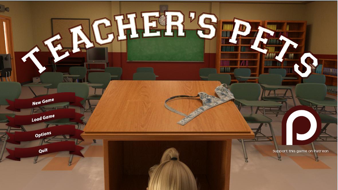 Teacher's Pets - Version 1.03