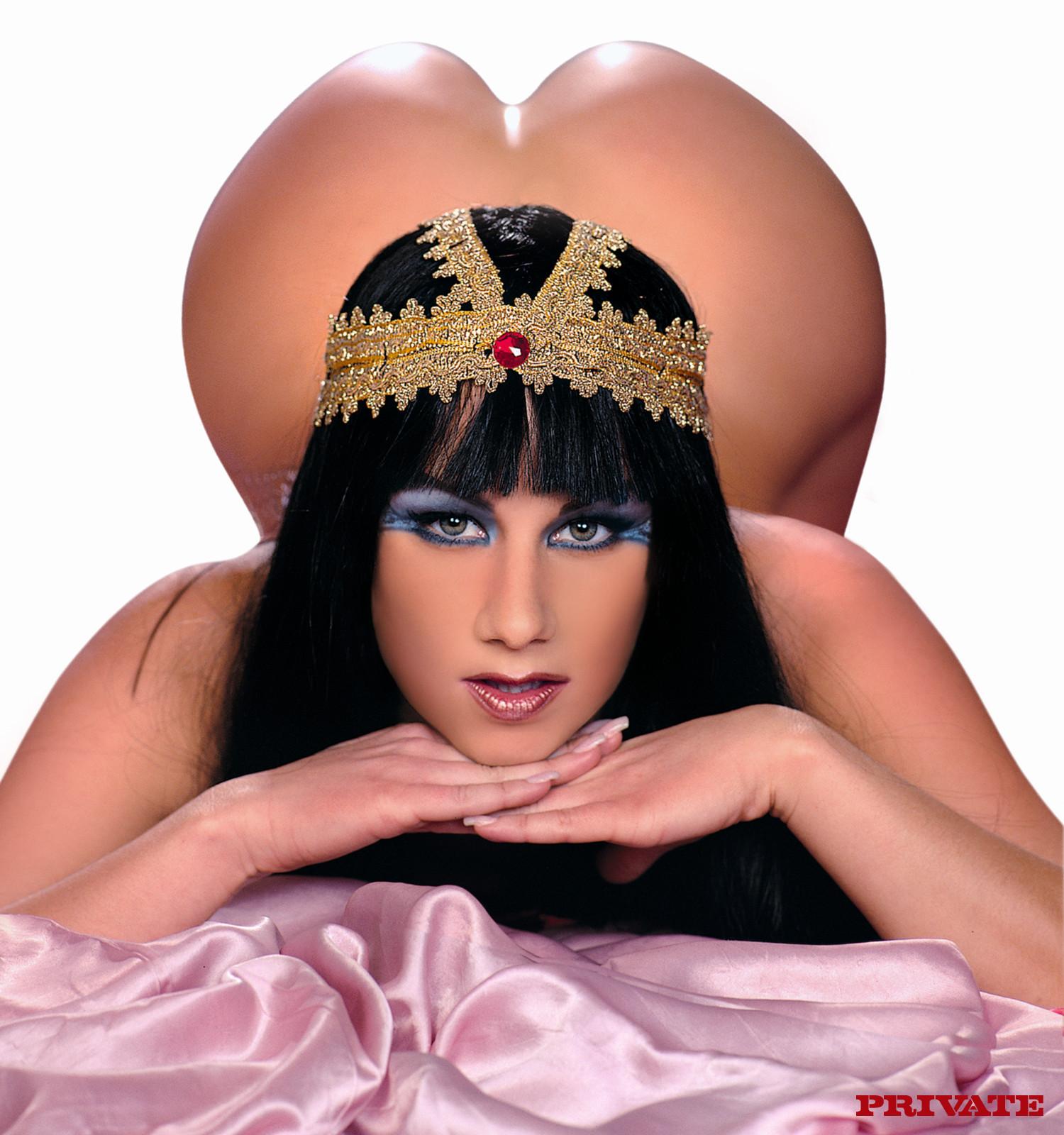 Cleopatra en la intimidad!