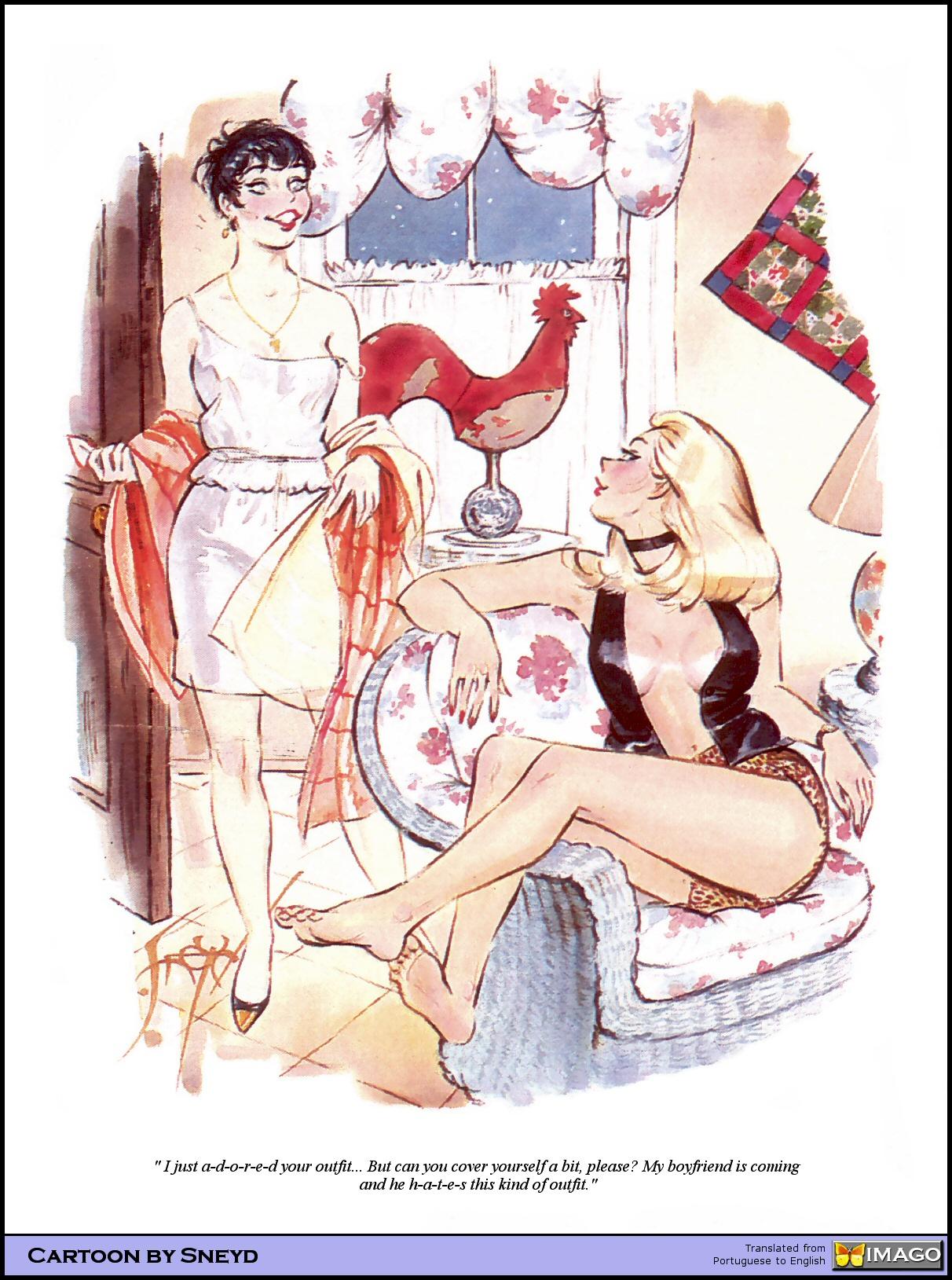 Эротиеские комиксы для взрослых 15 фотография