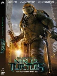 Tortugas Ninja [2014][DVDrip][Latino][MultiHost]