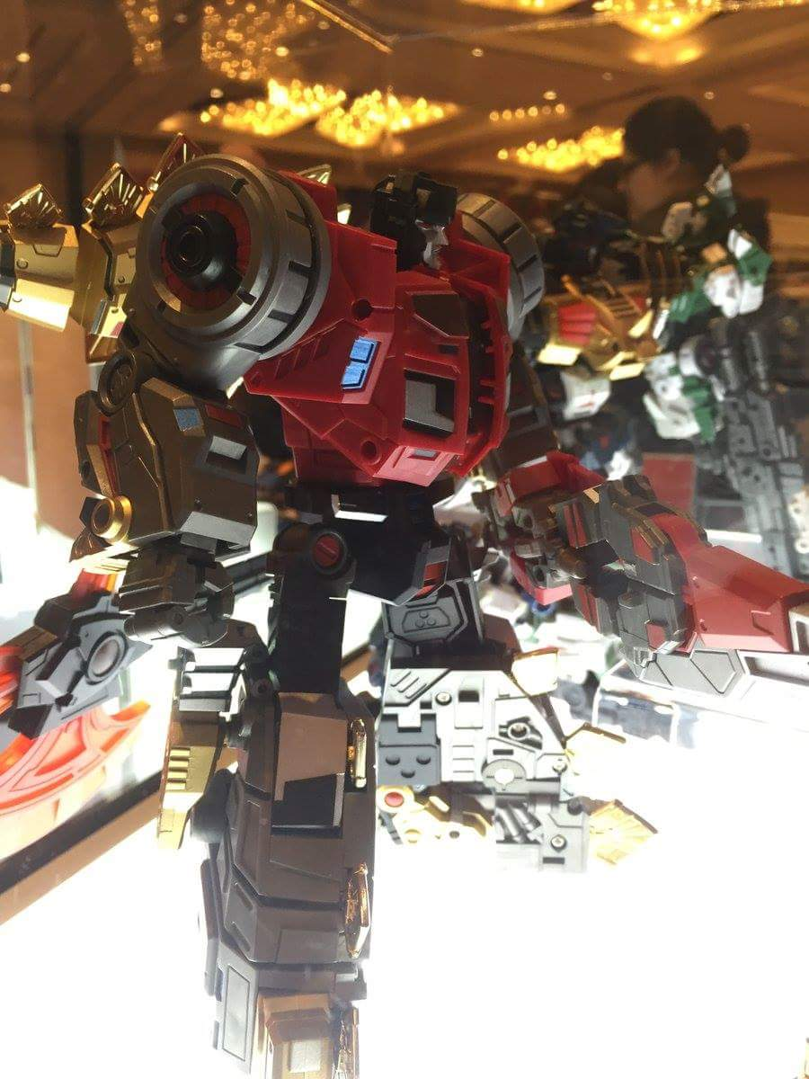 [FansProject] Produit Tiers - Jouets LER (Lost Exo Realm) - aka Dinobots - Page 3 AnT0gT2r
