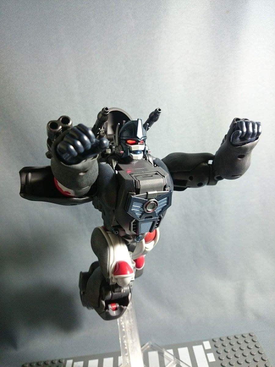 [Masterpiece] MP-32, MP-38 Optimus Primal et MP-38+ Burning Convoy (Beast Wars) - Page 3 A62z6PBX
