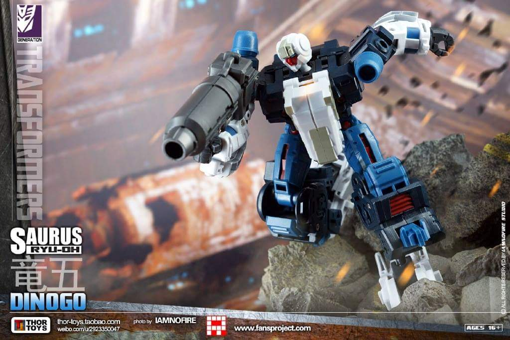 [FansProject] Produit Tiers - Jouet Saurus Ryu-oh aka Dinoking (Victory) | Monstructor (USA) - Page 2 FvAHtCMw