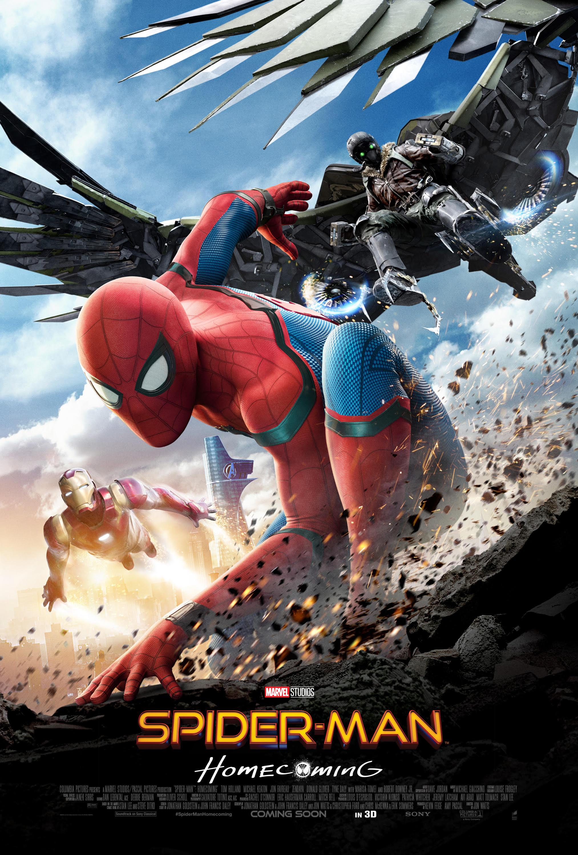 Homem-Aranha: De Volta ao Lar - Novo Poster 02