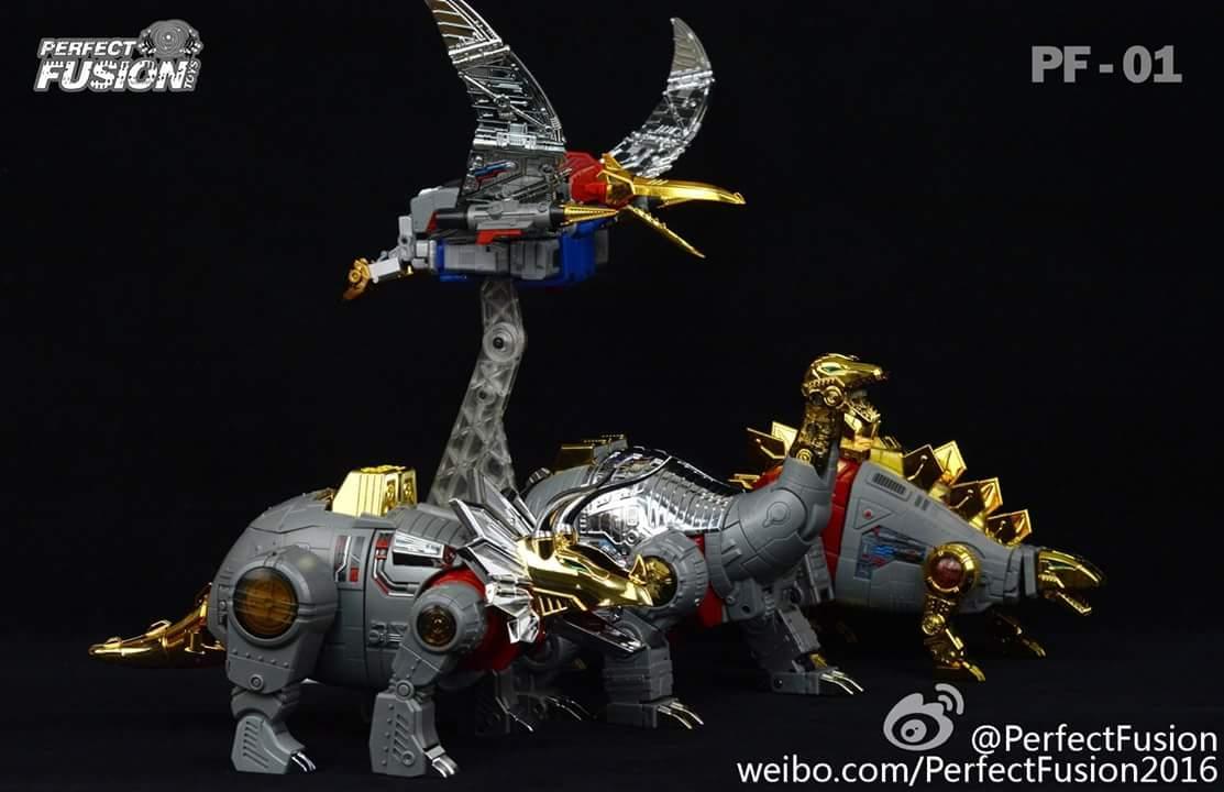 [PerfectFusion] Produit Tiers - Jouet PF-01 Cesium aka Slag/Scories (Dinobots) SmPlV9NM