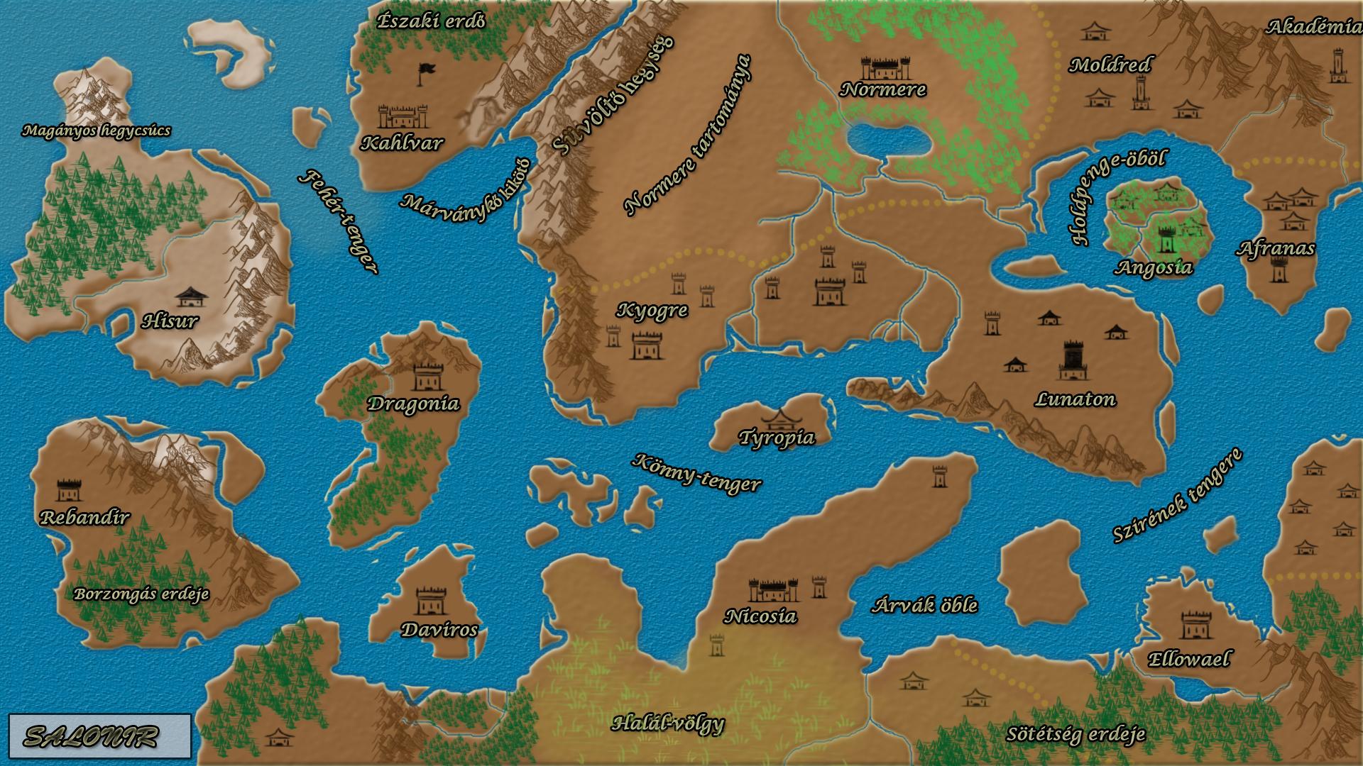 Térkép Yh68XXlm