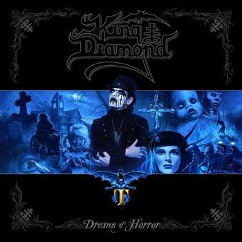 King Diamond - Dreams Of Horror [2CD, The Metal Blade Years] (2014)