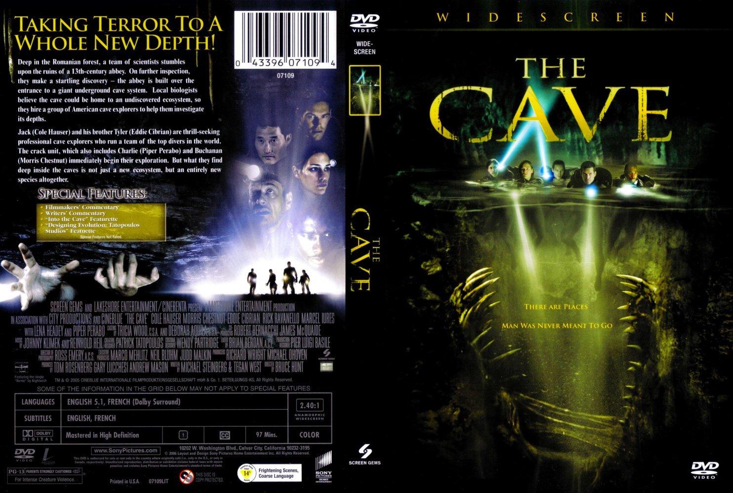 The Cave 2005 1080p JPN Blu-ray MPEG-2 LPCM 5.1 - tehPARADOX