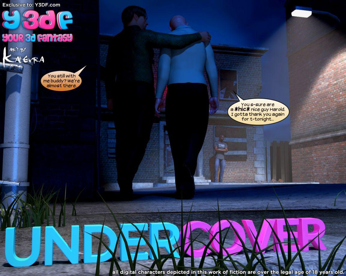 Y3DF - Undercover 4
