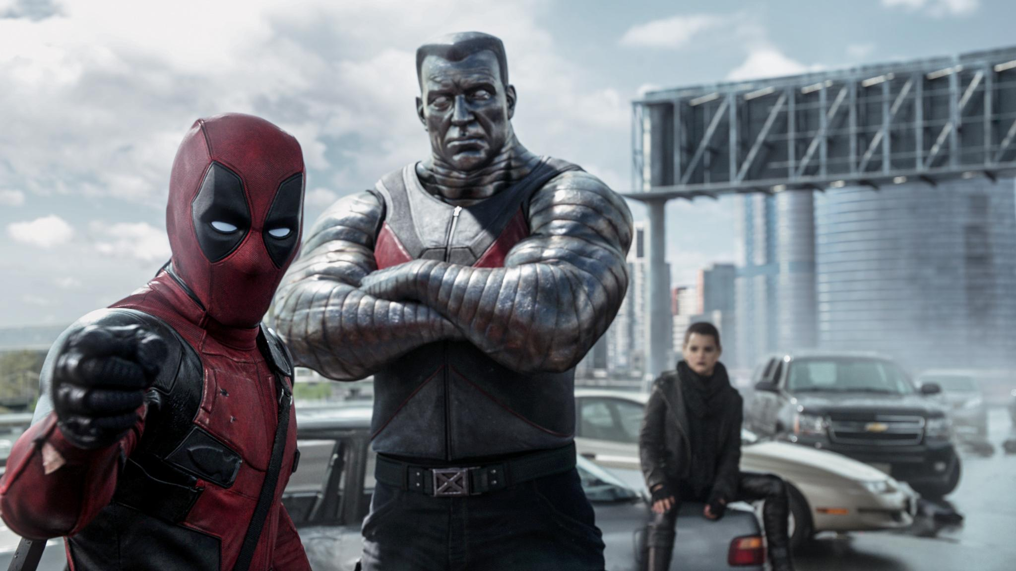 Deadpool vfx breakdowns show how they brought 39 colossus for Deadpool show