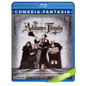 Los Locos Addams (1991) BRRip 720p Audio Trial Latino-Castellano-Ingles 5.1