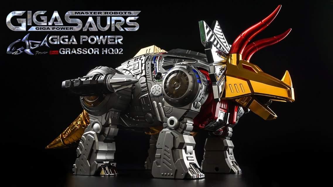 [GigaPower] Produit Tiers - Jouets HQ-01 Superator + HQ-02 Grassor + HQ-03 Guttur + HQ-04 Graviter + HQ-05 Gaudenter - aka Dinobots - Page 4 AO0CJtj6
