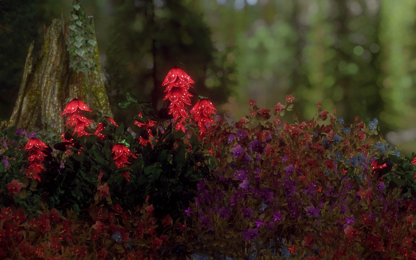 Skyrim special edition red mountain flower the best mountain of 2018 mountain flower by mari se at skyrim special edition nexus mods mightylinksfo