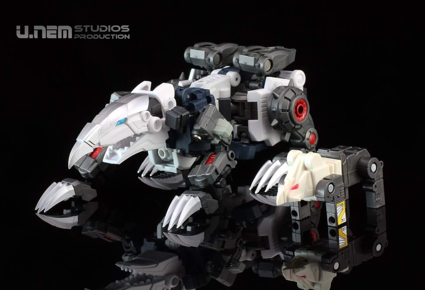 [FansProject] Produit Tiers - Jouet Saurus Ryu-oh aka Dinoking (Victory) | Monstructor (USA) - Page 2 GzQbdqNO