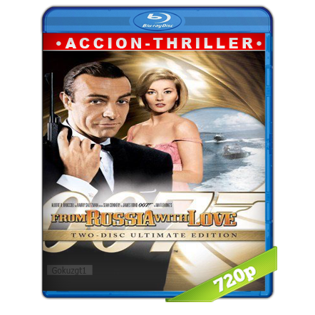 007 El Regreso Del Agente (1963) BRRip 720p Audio Trial Latino-Castellano-Ingles 5.1