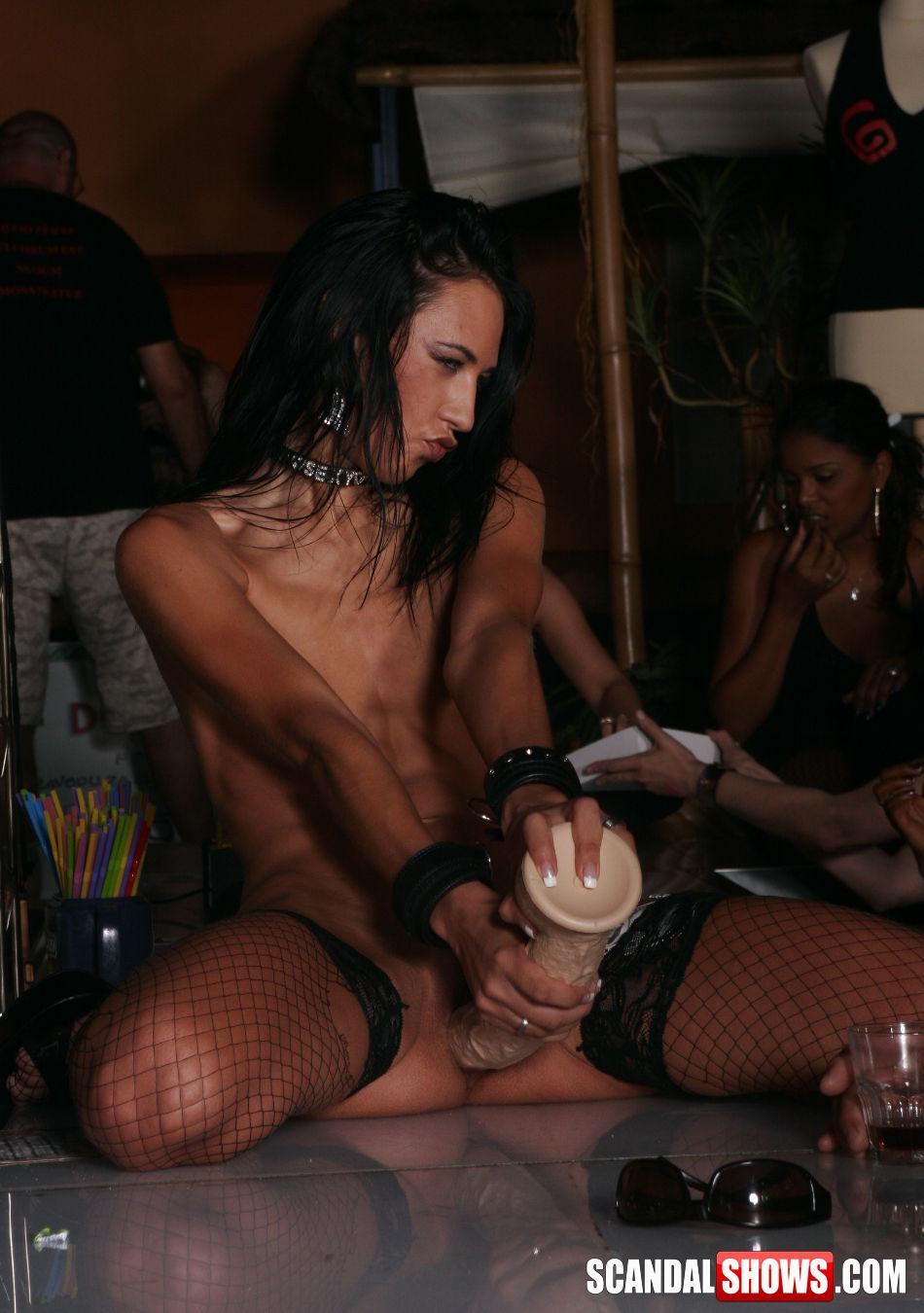 sexo duro espectáculo en vivo