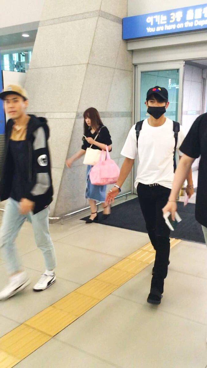 [IMG/160716] Minho @Aeropuerto Incheon. QREGKDFw
