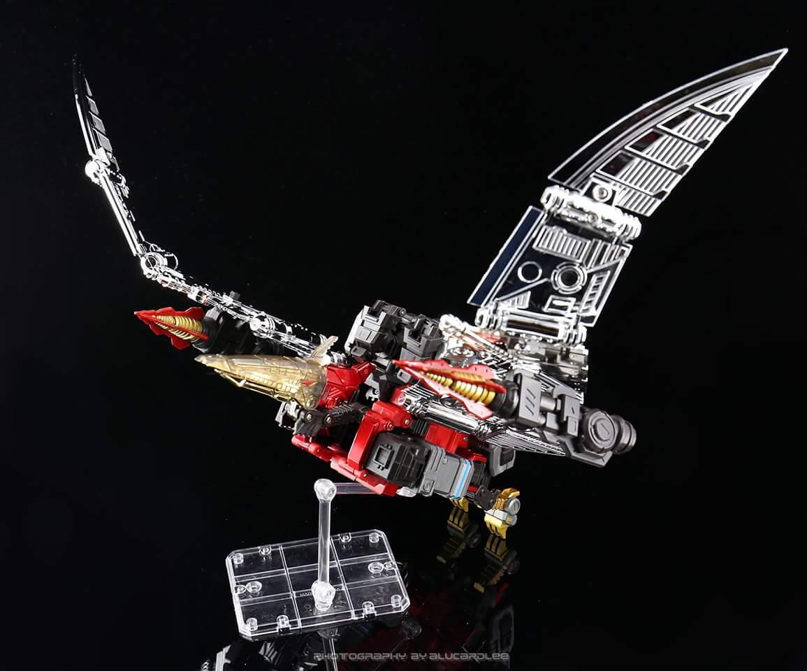 [GCreation] Produit Tiers - Jouet ShuraKing - aka Combiner Dinobots - Page 4 CihApbwV