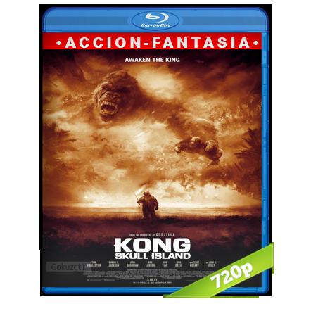 Kong La Isla Calavera 1080p Lat-Cast-Ing 5.1 (2017)