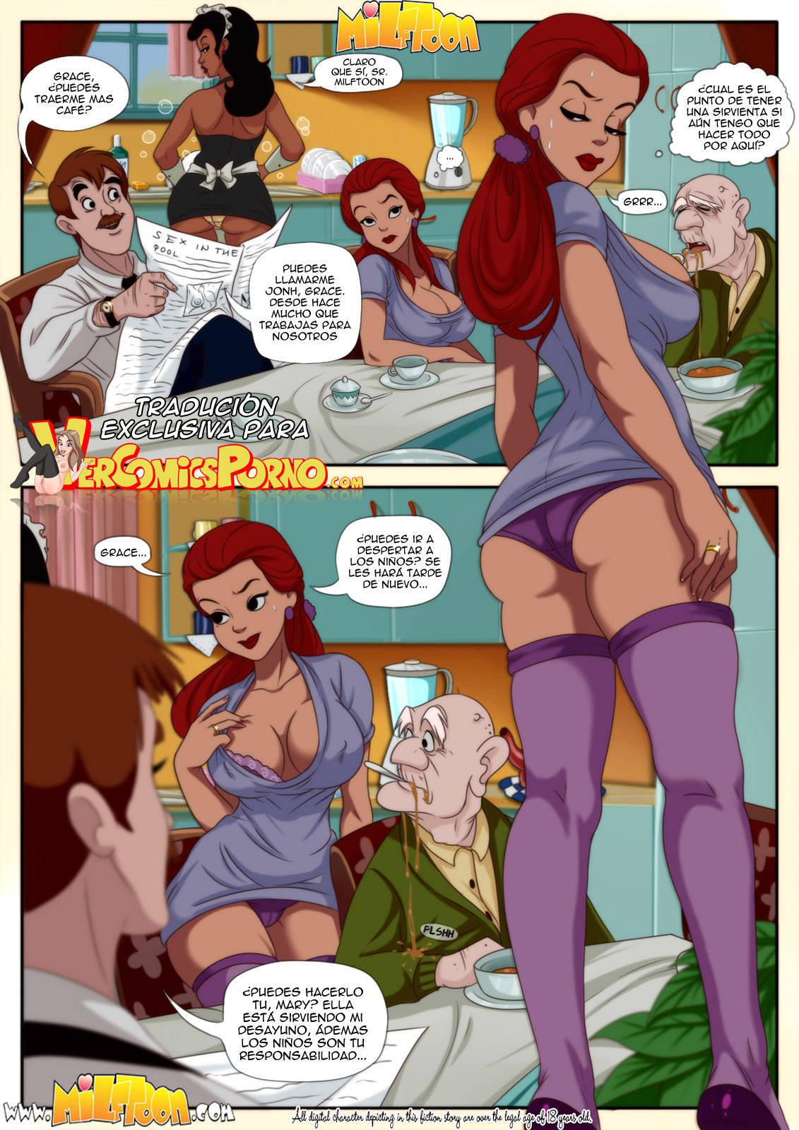 Comic porno de insesto gratis